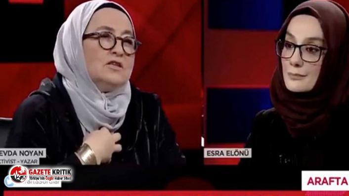 Sevda Noyan 'Ailemiz en az 50 kişiyi götürür'...
