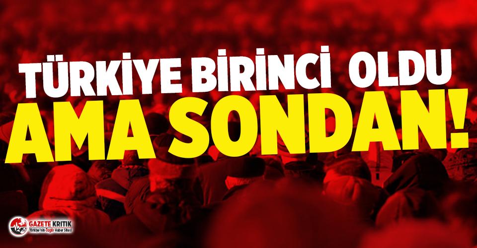 Türkiye işsiz ve eğitim almayan genç oranında...