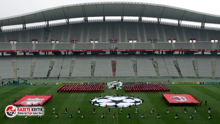UEFA'nın Şampiyonlar Ligi finali kararı ardından...