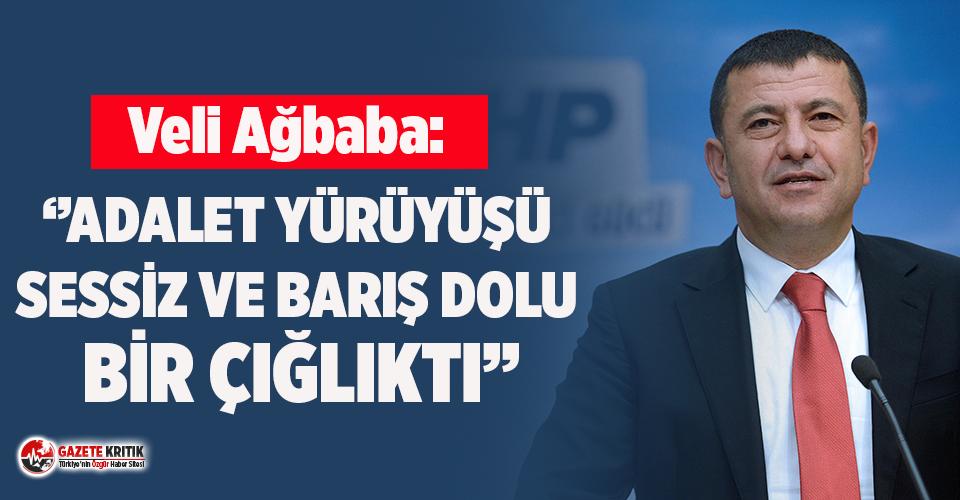 Veli Ağbaba'dan 3. yıl dönümünde 'Adalet...