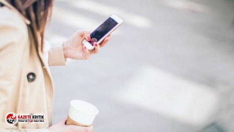 Yürürken cep telefonu kullanmak yasaklanıyor!
