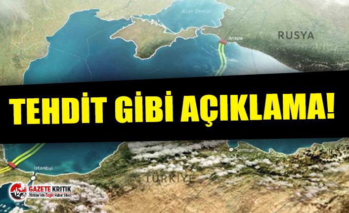 ABD'den TürkAkım projesi üyelerine tehdit...