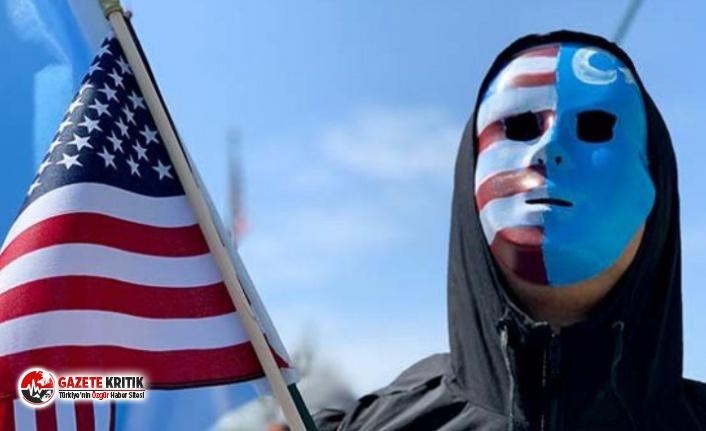ABD'den Çin'e 'Uygur' yaptırımı! ABD'ye seyahat edemeyecekler...