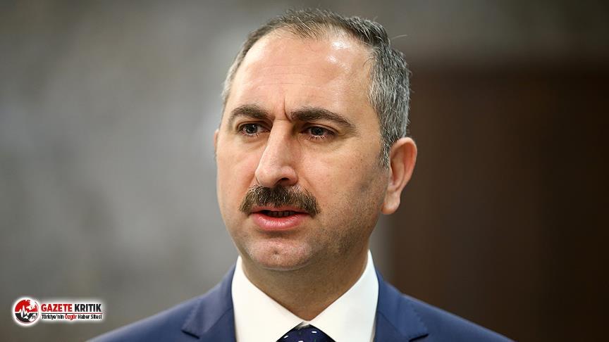 Adalet Bakanı Gül: Ayasofya'nın ibadete açılması...
