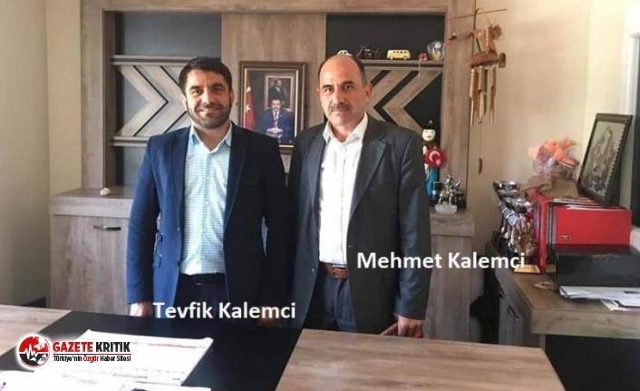 AKP'li başkanın imam kardeşini müdür yaptılar!