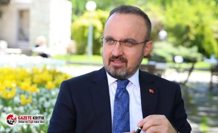 AKP'li Bülent Turan'dan 'çoklu baro' açıklaması: Derdimiz daha özgürlükçü barolar
