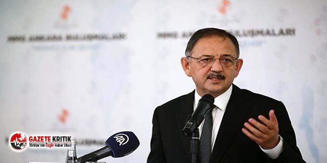 AKP'li Özhaseki'den erken seçim açıklaması