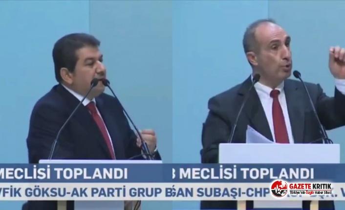 AKP'li Tevfik Göksu'nun '630 km metro...