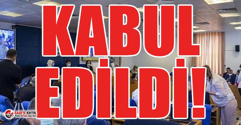 AKP'nin baroları bölme teklifi TBMM Adalet...