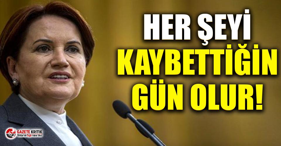Akşener'den Erdoğan'a 'Z Kuşağı'...