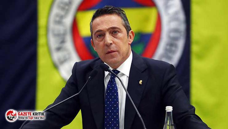 Ali Koç: Ligden düşmenin kaldırılması kararına...