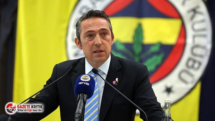 Ali Koç: Yeni teknik direktörü sezon bitince açıklayacağız