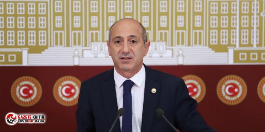 """CHP'li Ali Öztunç: Siyasi Tarihimize Yeni Bir Tabir Girdi; """"Cücük"""""""