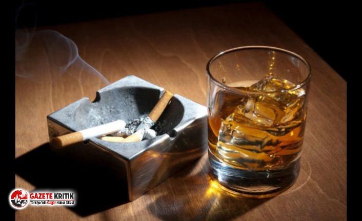 Alkol ve sigaranın vergi sonrası en ucuz sigara 14.5 TL oldu