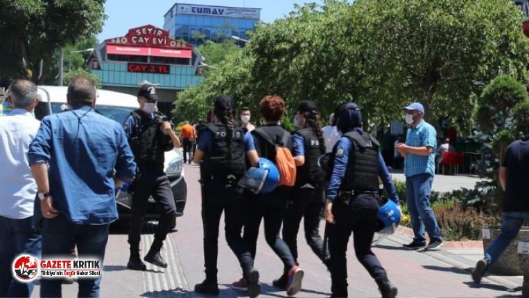 Ankara'da Sivas Katliamı anmasına polis müdahalesi! 6 gözaltı