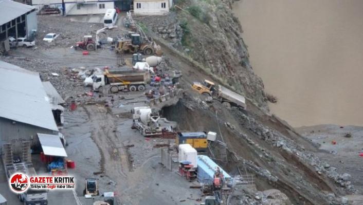 Artvin'de sel felaketi: 1 kişi öldü, 3 kişi kayıp