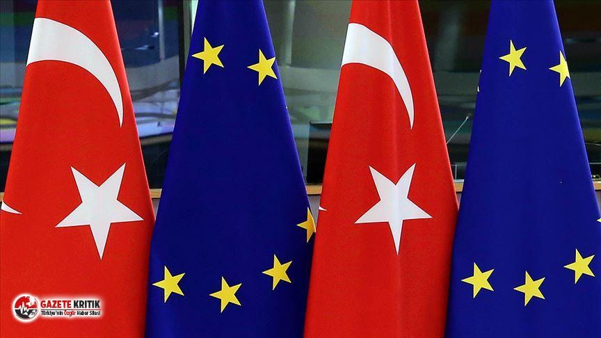 'Avrupa Birliği, Türkiye'ye sınırlarını...