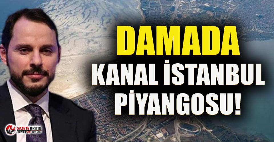 Damadın Kanal İstanbul güzergahındaki arazisi konut ve ticaret alanı oldu