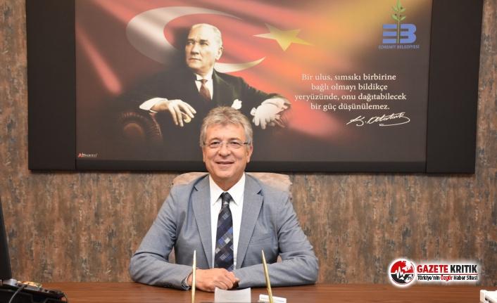 Başkan Arslan Kurban Bayramı'nı Kutladı