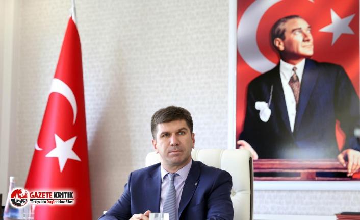 Başkan Ercengiz: Vatan toprağının bir karışı...
