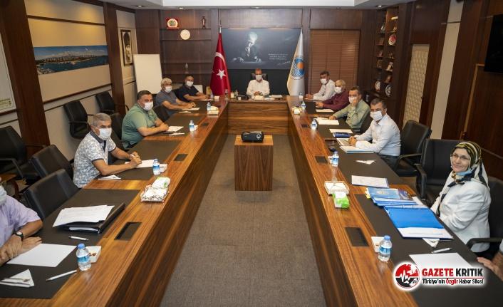 Başkan Seçer, Akdeniz Katı Atık Birliği'nin...