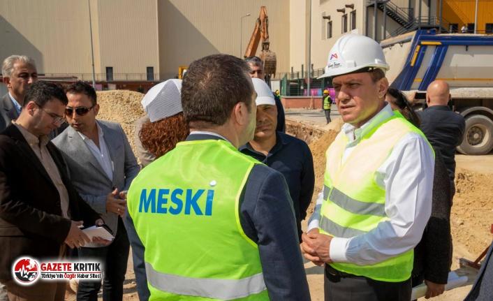 Başkan Seçer, Mersin'in Atıksu Ve İçmesuyu Altyapı Sorununu Çözmek İçin İller Bankası İle Görüştü