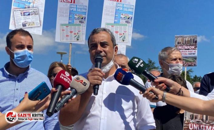 CHP Bursa İl Başkanı Karaca: Yunuseli Havaalanı'ndan elinizi çekin!
