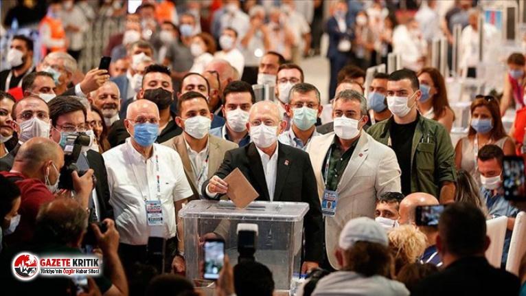 CHP'de PM seçimlerinin resmi sonuçları için...