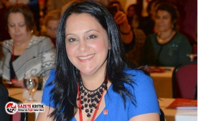CHP eski İl Kadın Kolları Başkanı Pakize Esen...