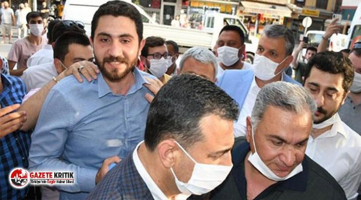 CHP Gençlik Kolları Başkanı Eren Yıldırım yarın hakim karşısına çıkacak