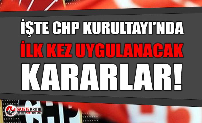 CHP Genel Başkan Yardımcısı açıkladı: İşte...