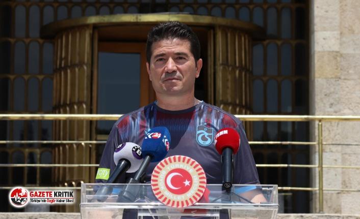 CHP'li Ahmet Kaya: Türk futbolunun içine yuvalanmış kirli yapılara dur denilmeli