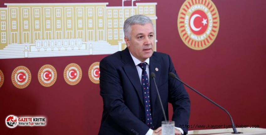 CHP'li Arık: İl Olma Hayali Kuran Develi Köye...