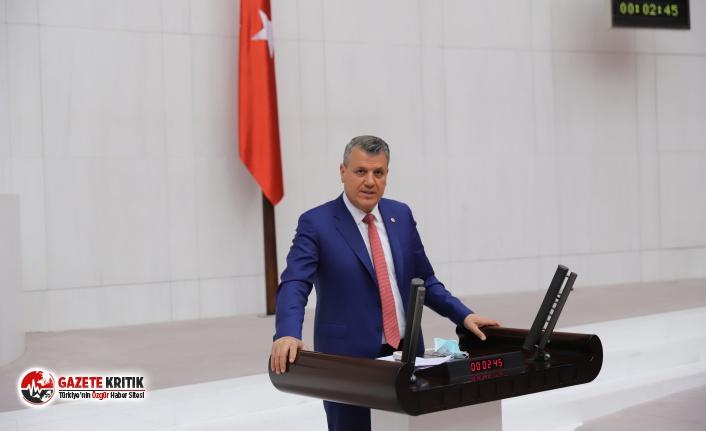 """CHP'li Ayhan Barut: """"Tarım işçileri günlük 88 lira için en az 88 tehlike yaşıyor"""""""