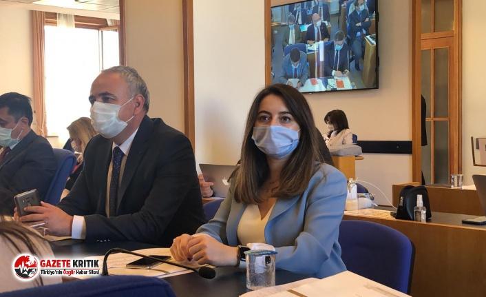 CHP'li Bankoğlu:''Savunma Susturulamaz!''