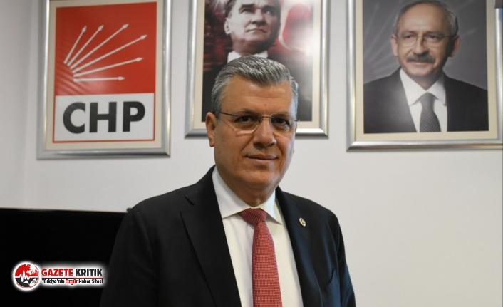 """CHP'li Barut: """"Barolarla ilgili utanç girişimi durdurulsun"""""""
