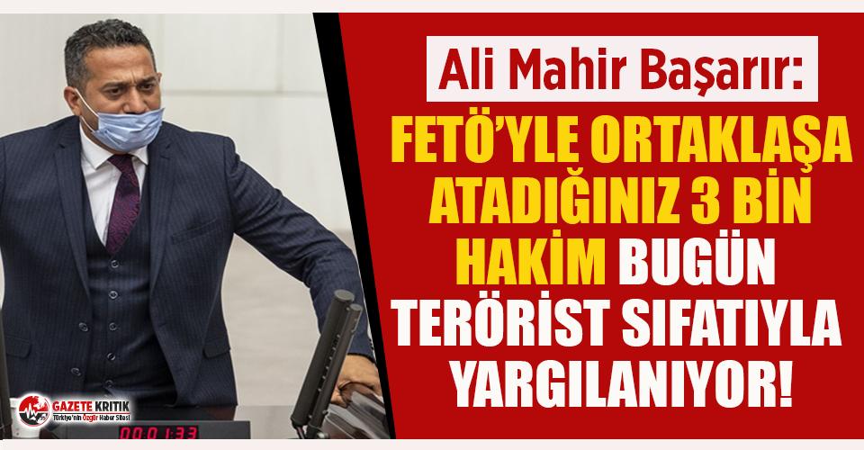 CHP'li Başarır'dan AKP'li Turan'a 'çoklu baro' tepkisi!