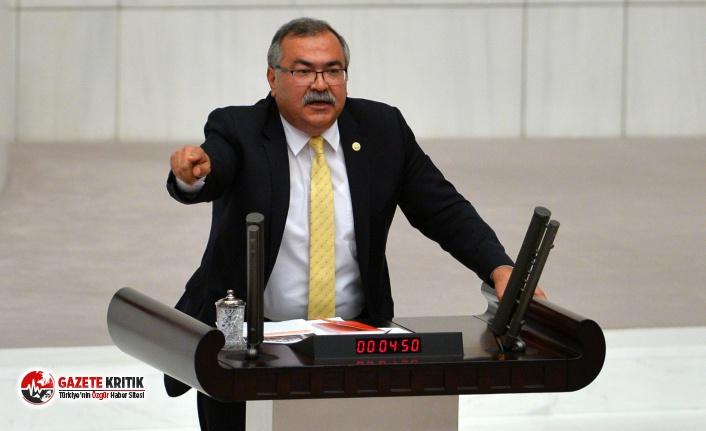 CHP'li Bülbül AKP'li Vekile Tarihi Hatırlattı:...