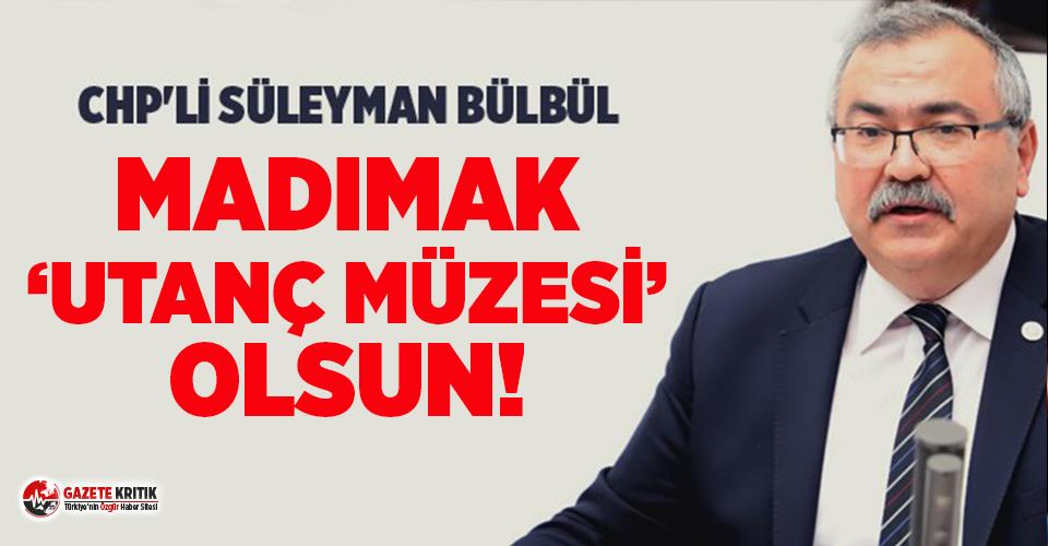 CHP'li Bülbül'den Sivas Katliamı için...