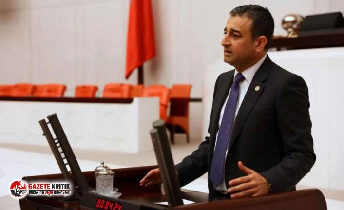 CHP'li Burhanettin Bulut: Bu yasaya el kaldırmayı nasıl içinize sindiriyorsunuz?