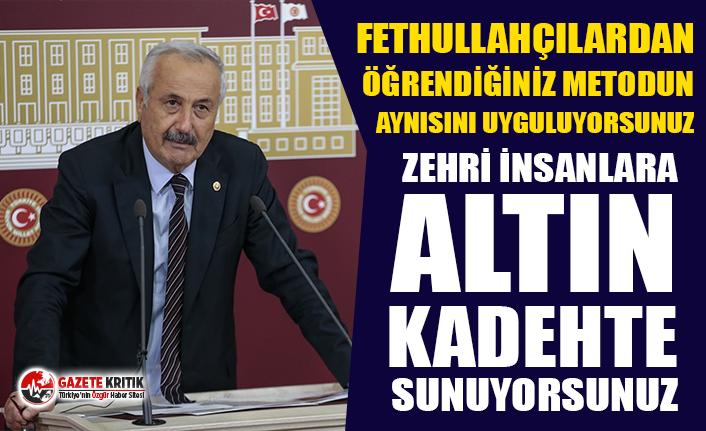 CHP'li Faruk Sarıaslan'dan çoklu baro tepkisi:...