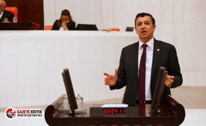 CHP'li Gaytancıoğlu: Sözleşmeli üretimde...