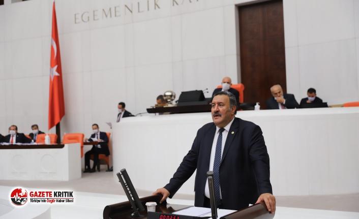"""CHP'li Gürer: """"Tek adam rejimi hak ihlalini artırdı"""""""