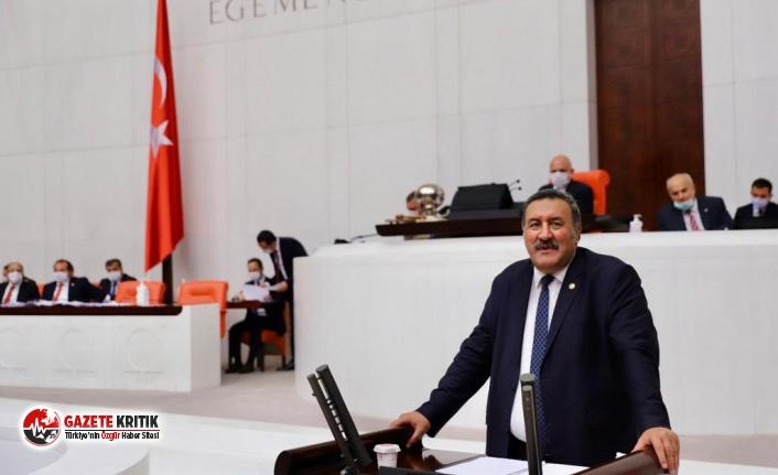 """CHP'li Gürer:""""Vatandaşın kefen parasıyla kurulan askeri fabrikayı geliştirin"""""""