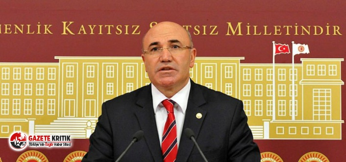 CHP'li Mahmut Tanal'dan savcılığın Akit Gazetesi kararına itiraz