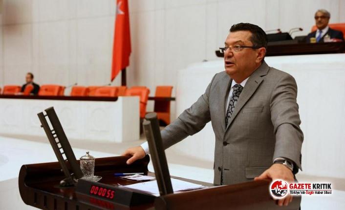 CHP'li Mehmet Göker'den Kurban Bayramı...