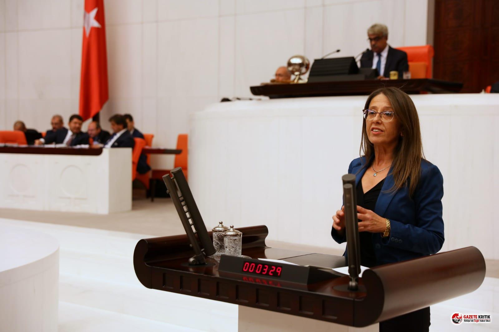 HDP'li Oya Ersoy'dan Dardanel şirketinde...