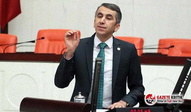 CHP'li Serkan Topal: Bayram barış demektir