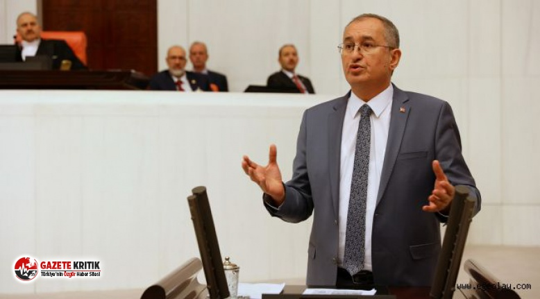 CHP'li Sertel: Fakir düz yolda şaşırır, zengin...