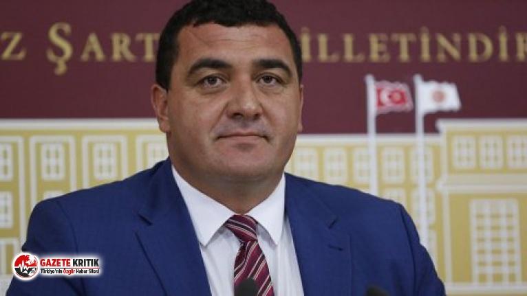 CHP'li Ulaş Karasu:  Sivas'ta 50 bin dönümlük patates heba oldu